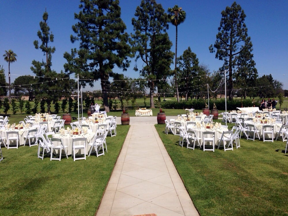 Photo Of Los Amigos Golf Course Downey Ca United States Outside Ceremony