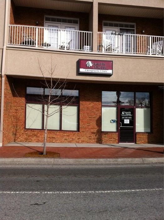 South Main Chiropractic: 401 S Main St, Blacksburg, VA