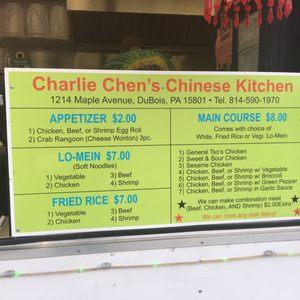 Charlie Chen S Chinese Kitchen Pop Up Restaurants 1214