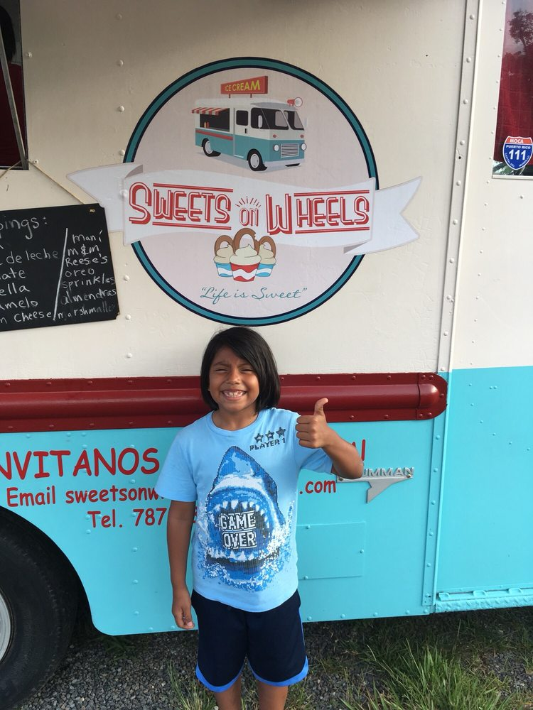 Sweets On Wheels: Carr. PR-111 S/N, Moca, PR