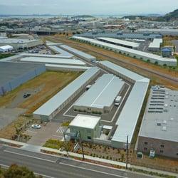 Photo Of Point Richmond Self Storage   Richmond, CA, United States. Aerial  View