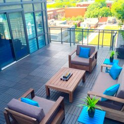 Photo Of Kandy Outdoor Flooring Toronto On Canada Solstice Steel Canadian Collection