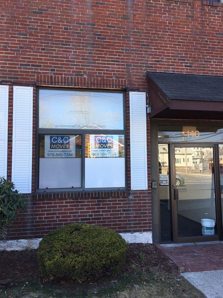 C&C Moves: 140 Elliott St, Beverly, MA