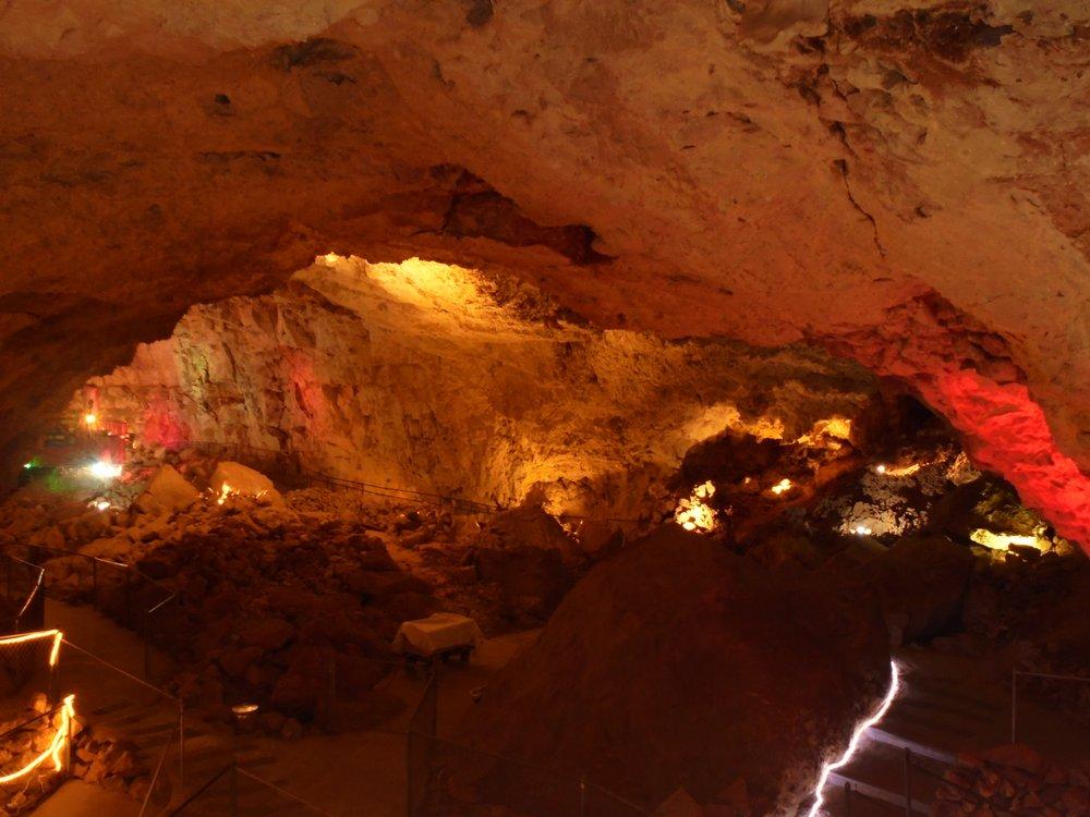 Grand Canyon Caverns: Mile Marker 115 Route 66, Peach Springs, AZ