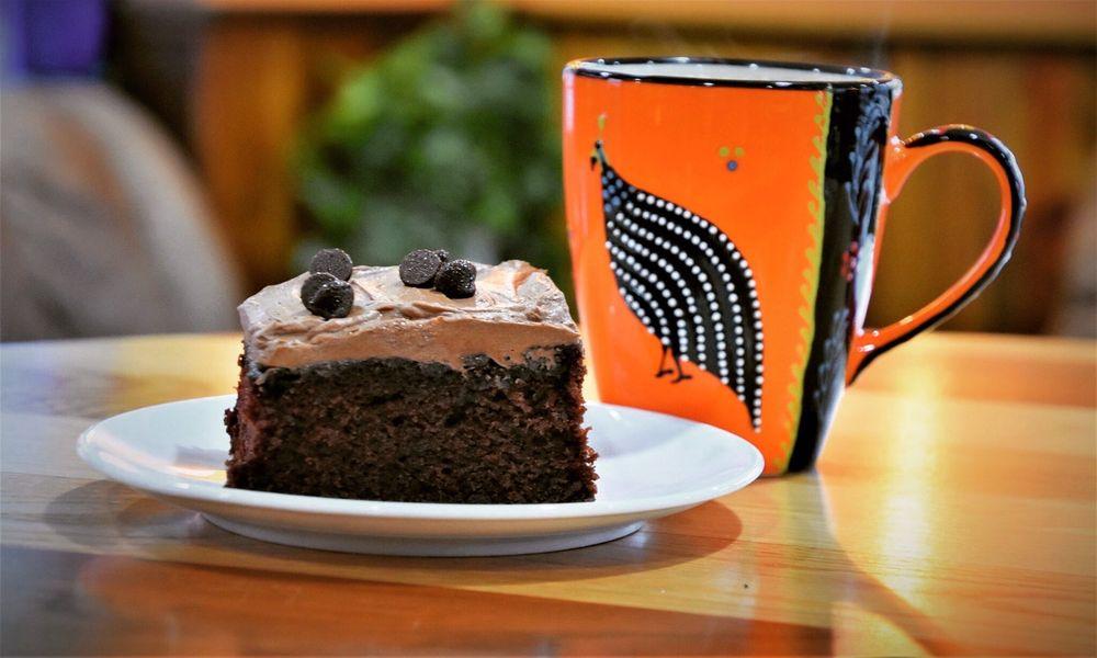 Ntaba Coffee Haus: 2407 Brownsboro Rd, Louisville, KY