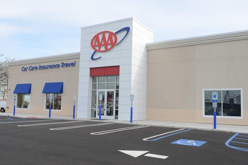 AAA - East Brunswick Car Care Insurance Travel Center: 260 State Rte 18, East Brunswick, NJ