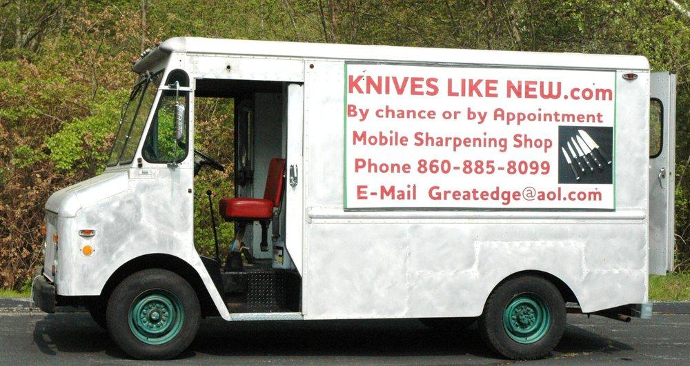 Knives Like New: 48 Stonington Rd, Mystic, CT