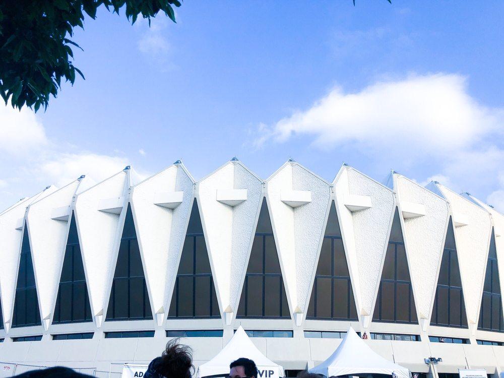 Social Spots from Hampton Coliseum