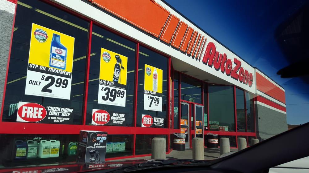 AutoZone - Auto Parts & Supplies - 2380 Highway 95, Bullhead City, AZ - Phone Number - Yelp