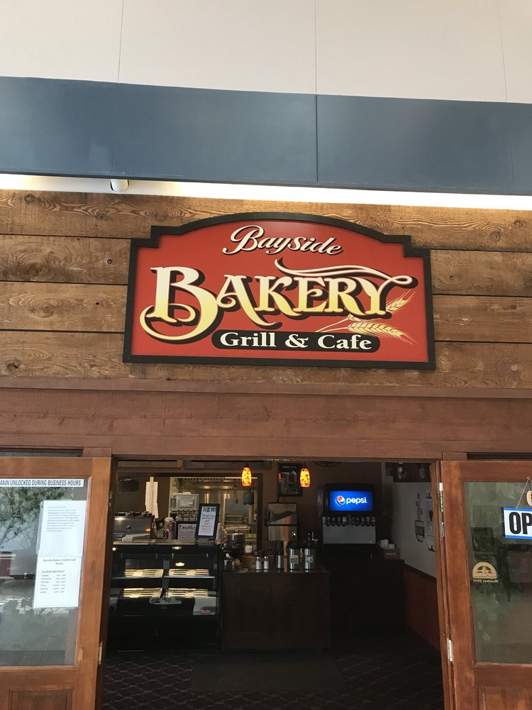 Bayside Bakery: 1611 Virginia Ave, North Bend, OR