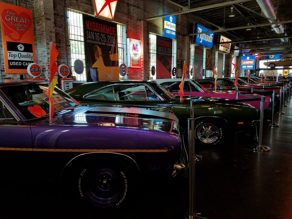 Wellborn Muscle Car Museum: 124 Broad St, Alexander City, AL