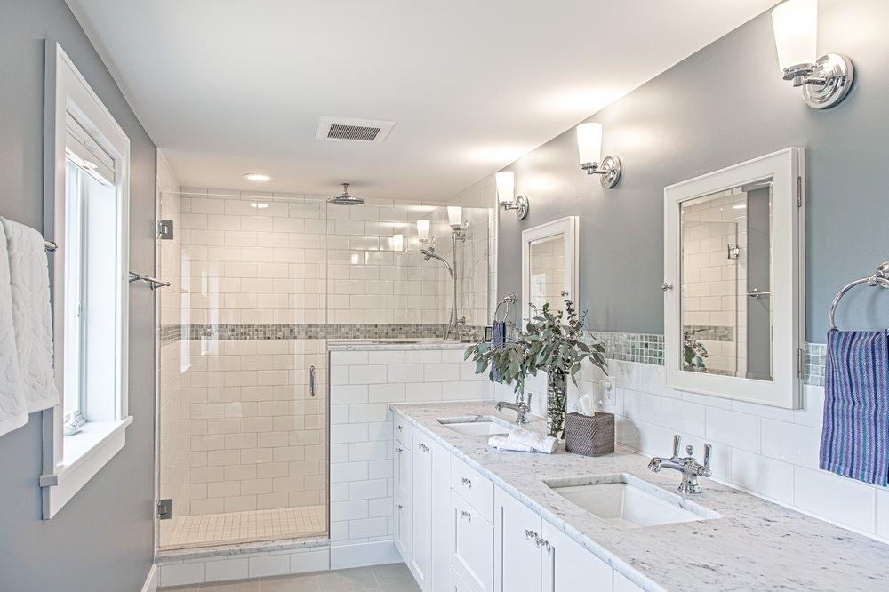 Bathroom Remodel By Meadowark DesignBuild Yelp - Bathroom remodel ann arbor