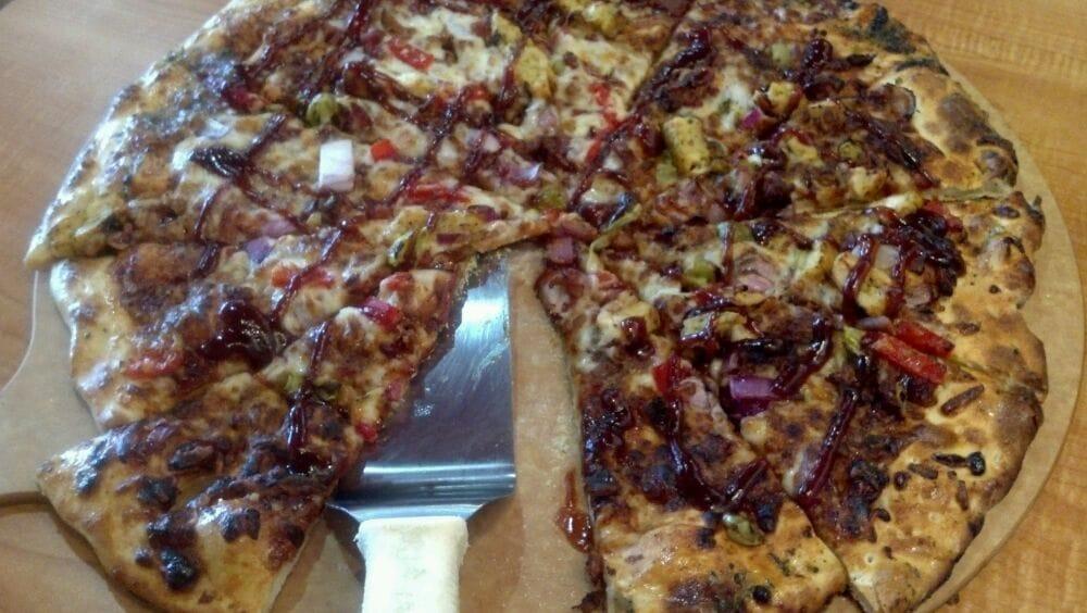 Mazzio's Pizza: 1810 Oklahoma Ave, Woodward, OK