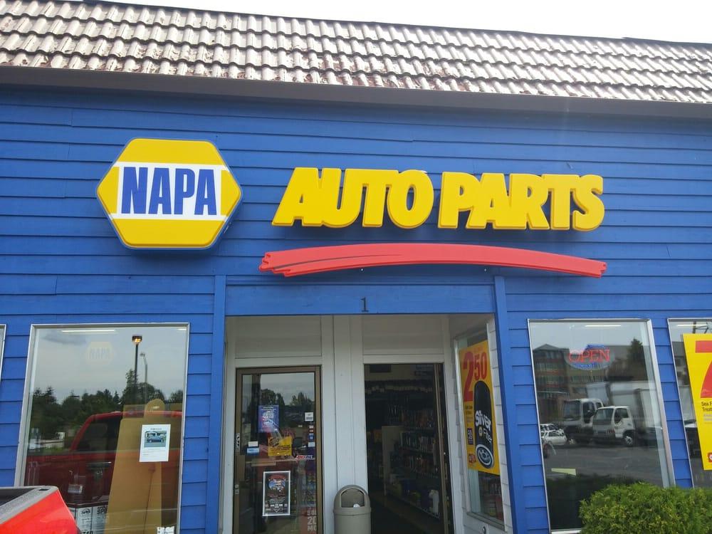 NAPA Auto Parts: 11626 Slater Ave NE, Kirkland, WA