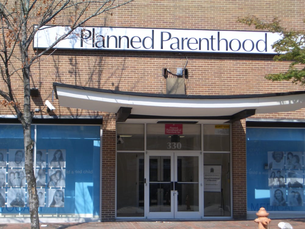 Planned Parenthood of Maryland - Reproductive Health ...