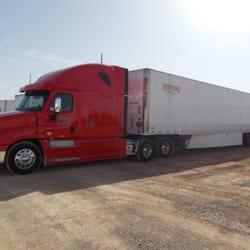 stevens trucking okc