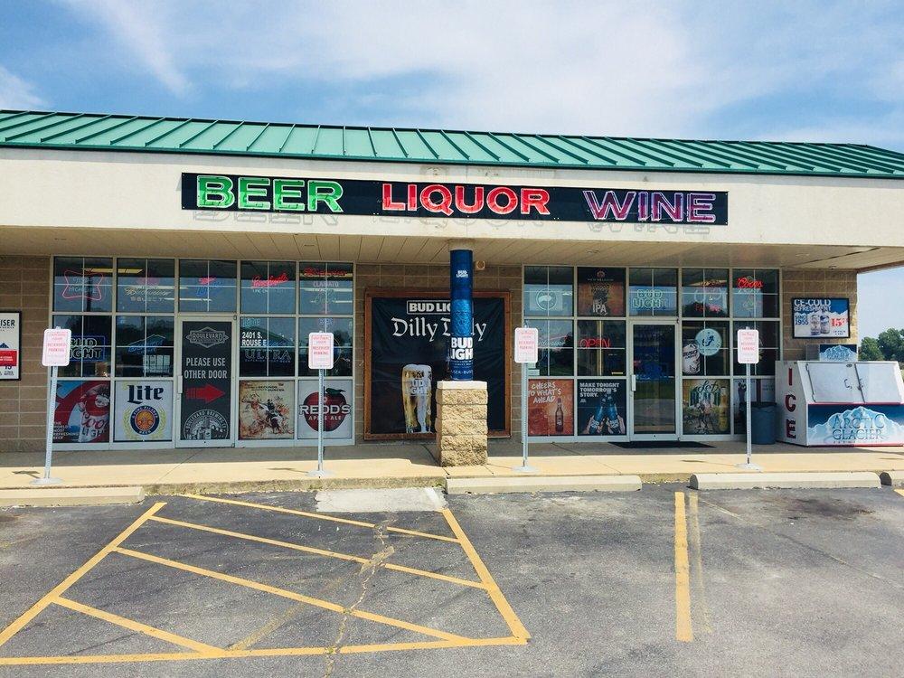 Social Spots from Centennial Retail Liquor