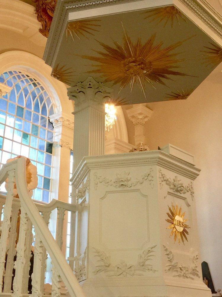 St Paul's Chapel of Trinity Church