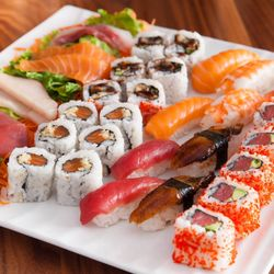 Wow Sushi 87 Photos 42 Reviews Japanese 14407 S Bell Rd