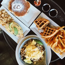 Photo Of Eggsclusive Cafe Rockford Il United States