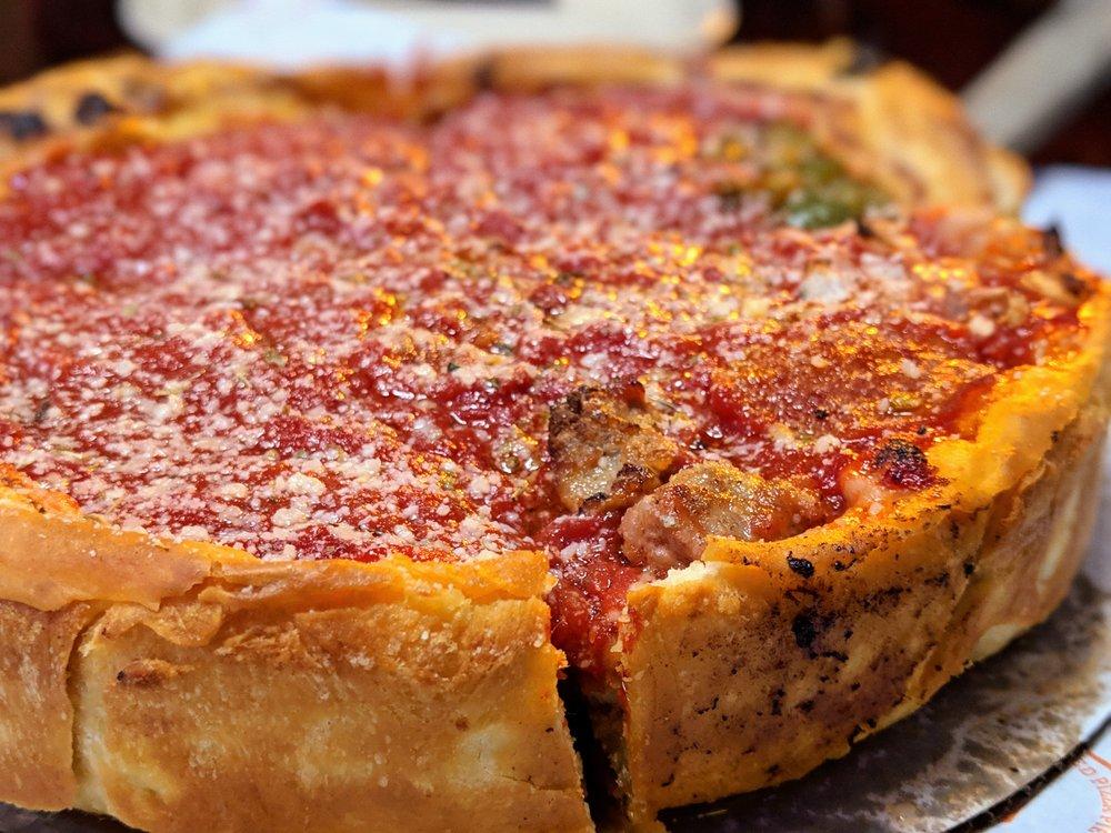 Nancy's Pizza: 265 Ponce De Leon Ave, Atlanta, GA
