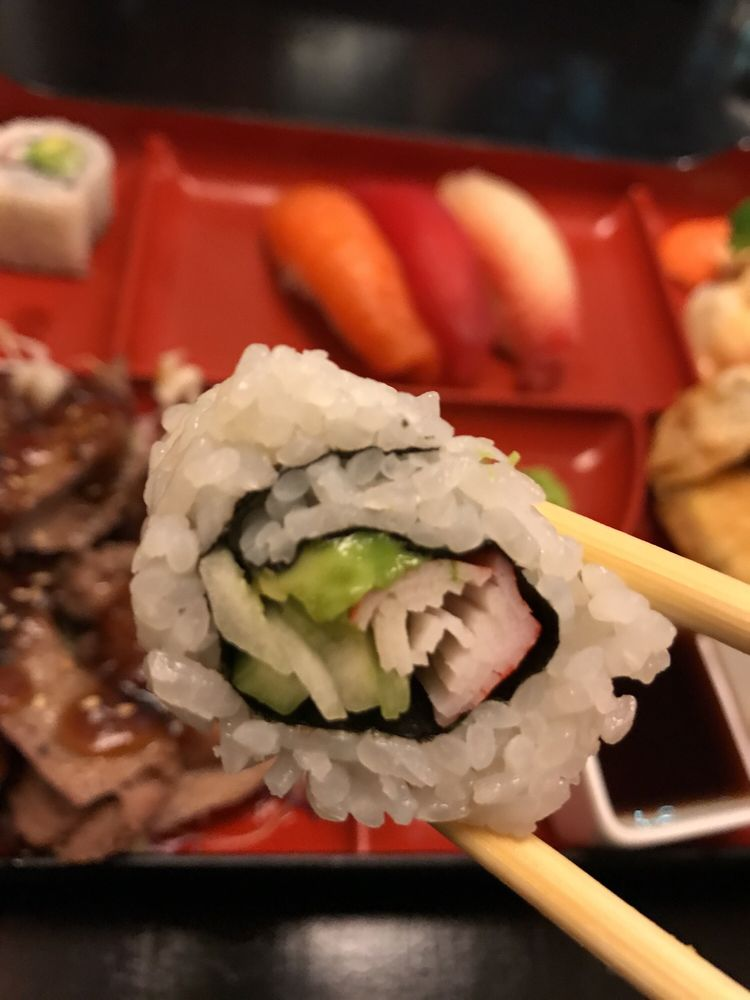 Food from Omi Sushi