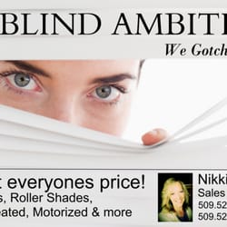 Blind ambitions kennewick