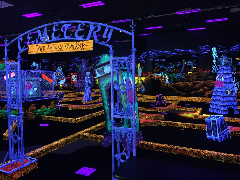 Monster Mini Golf Amp Laser Tag 18 Photos Amp 32 Reviews