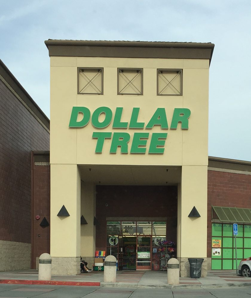 Dollar Tree - Discount Store - 980 N Mountain Ave, Ontario, CA ...