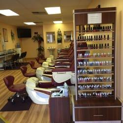 Photo Of Elegant Nail Salon