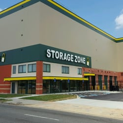 Photo Of Self Storage Zone Washington Dc United States Front Building