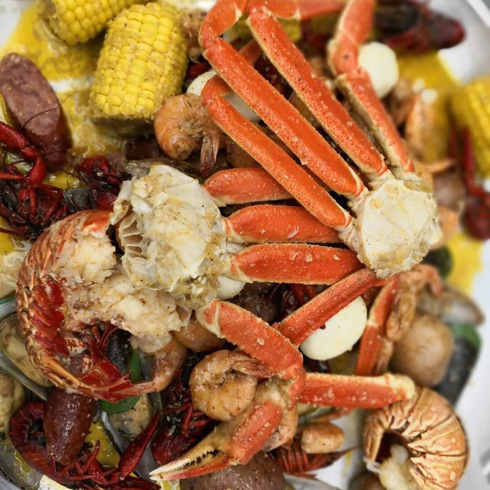 Gastonia Seafood Restaurant Gift Cards - North Carolina | Giftly