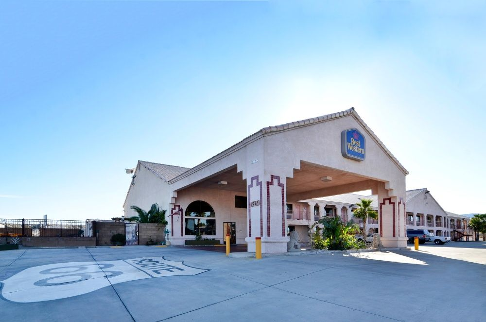 Best Western Colorado River Inn: 2371 W Broadway, Needles, CA