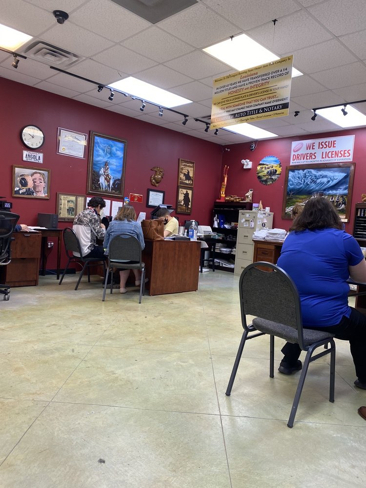 Clearview Auto Title & Notary: 1102 N Hwy 190, Covington, LA