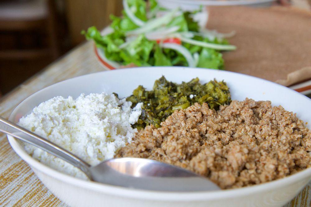 Gojo Ethiopian Restaurant: 1261 W San Carlos St, San Jose, CA