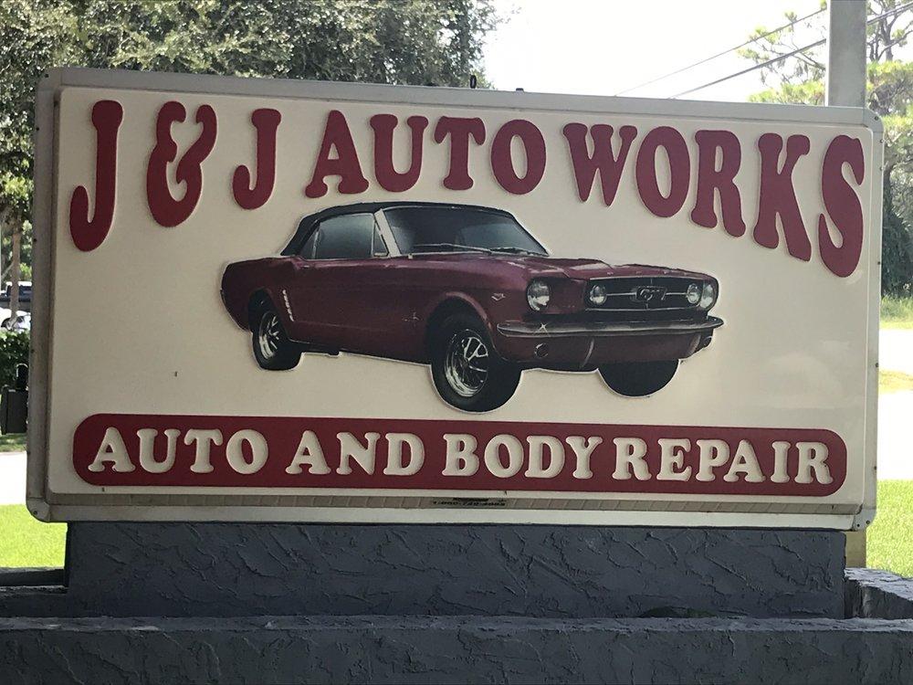 J & J Auto Works: 550 2nd St SW, Vero Beach, FL