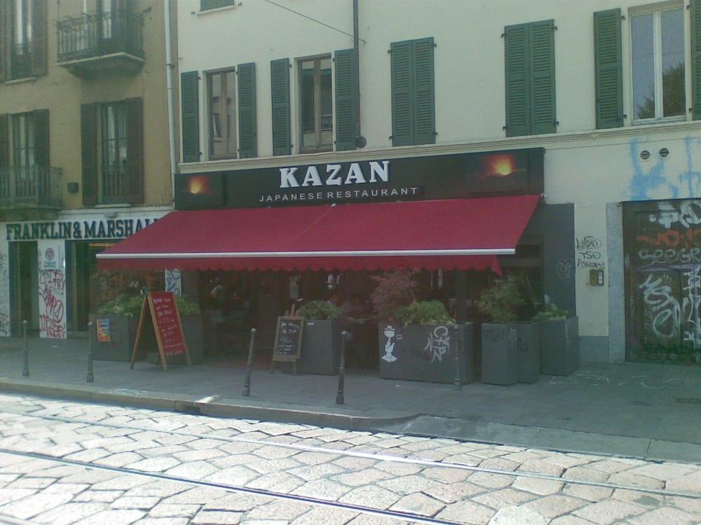 Kazan sushi 16 beitr ge asiatische fusionsk che - Sushi porta ticinese ...