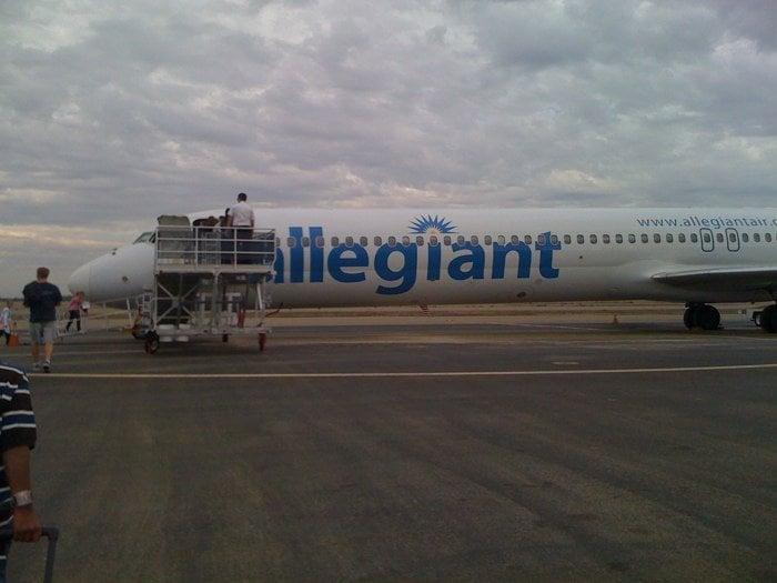 Photos For Allegiant Air Yelp