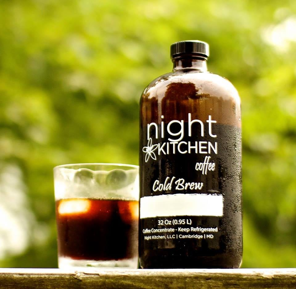 Night Kitchen Coffee: 14 S 3rd St, Denton, MD