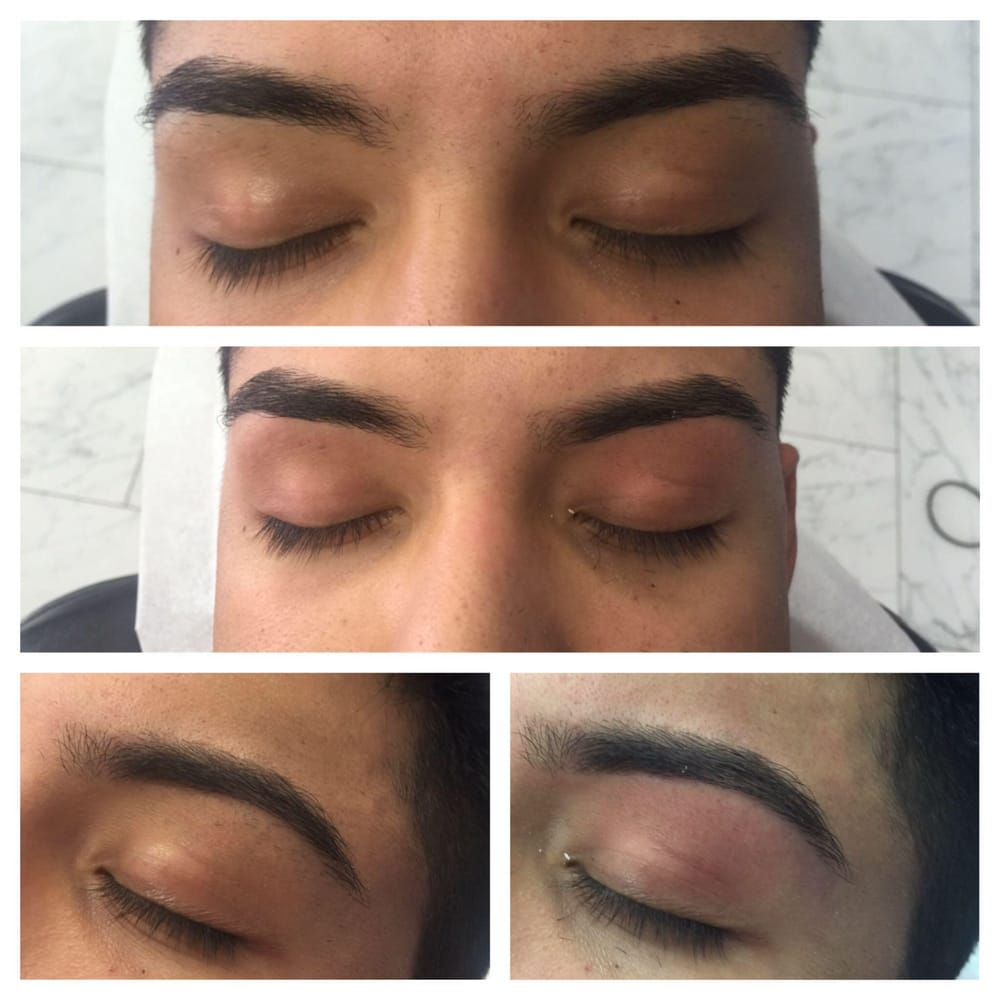 We Even Do Mens Eyebrows We Do Not Shape It But Rather Go With