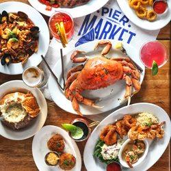 Top 10 seafood restaurants in monterey ca