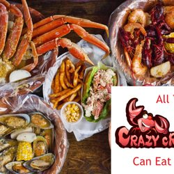 6 Crazy Crab