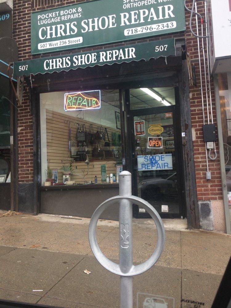 Riverdale Ny Shoe Repair