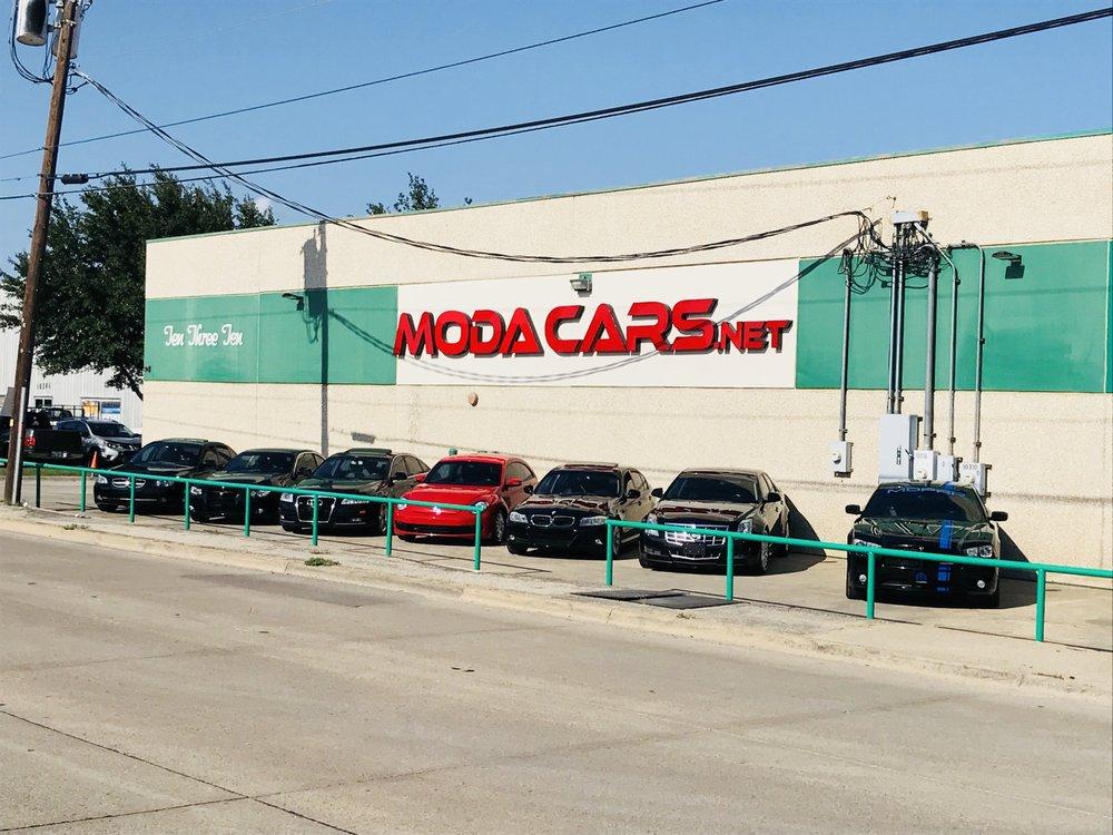 MODA CARS: 10310 Plano Rd, Dallas, TX