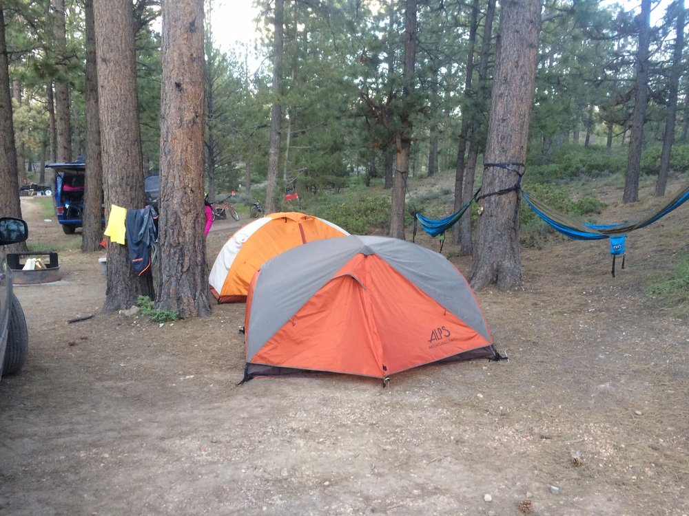 Sunset Campground: Hwy 63, Bryce Canyon, UT