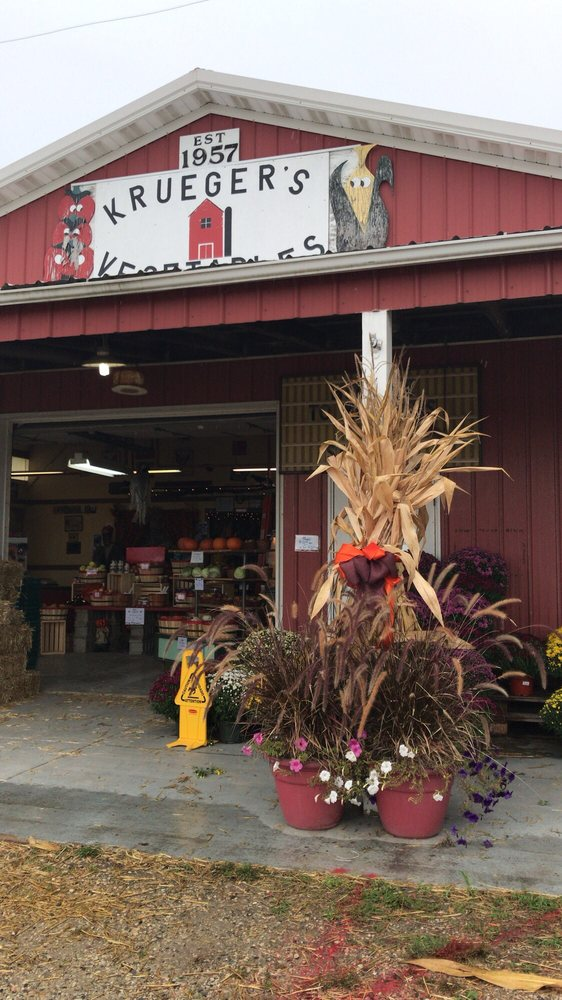 Krueger's Vegetable Stand: 28572 W Il Rt 120, Lakemoor, IL