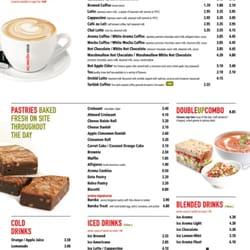 Aroma Espresso Bar 43 Foto E 54 Recensioni Caff E T 9320 Bathurst Str