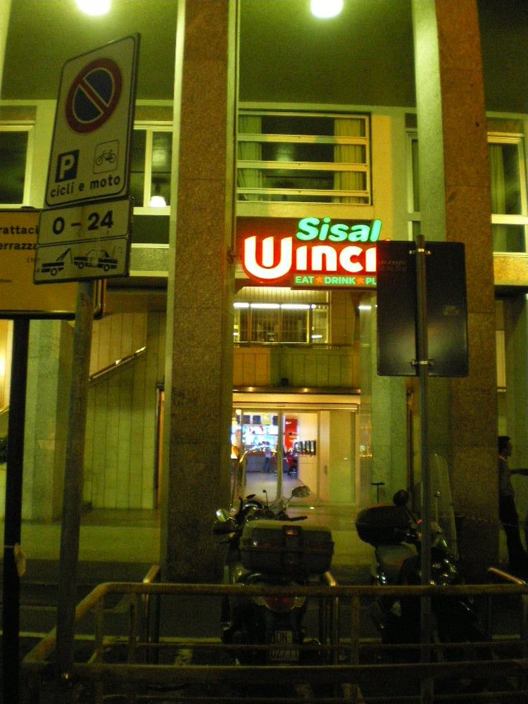 Sisal Wincity: Piazza Armando Diaz 7, Milan, MI