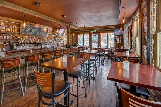 Breckenridge Tap House: 105 N Main St, Breckenridge, CO