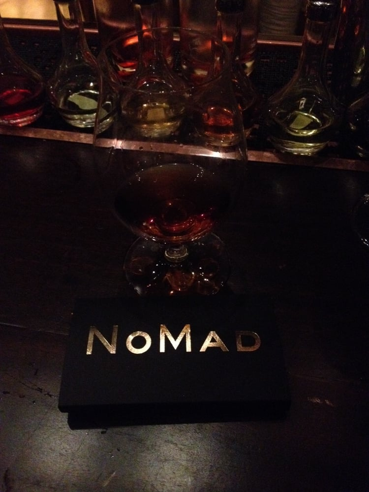 Zacapa rum the nomad candy bar heaven yelp for Food bar zacapa